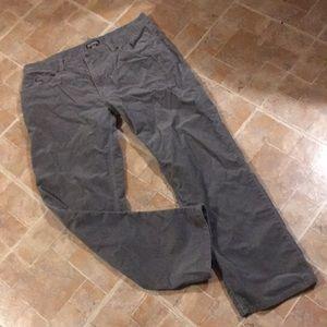 Michael Michael Kors straight leg corduroy pants